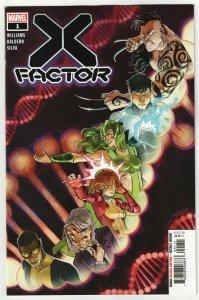 X-Factor #1 (Marvel, 2020) NM