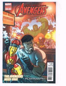Avengers Custom Edition # 1 Playmation Variant NM Marvel Comic Book Hulk BN10