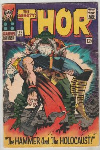 Thor, the Mighty #127 (Apr-66) VG+ Mid-Grade Thor