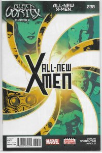 All-New X-Men   vol. 1   # 38 VF (Black Vortex 4)
