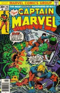 Captain Marvel (1968 series) #46, VF- (Stock photo)