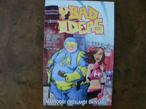 IMAGE Comics Comic Book: BAD IDEAS #2 (July 2004 First Printing)