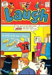 LAUGH #259/275/372-ARCHIES TV LAUGH #85-LOT 7