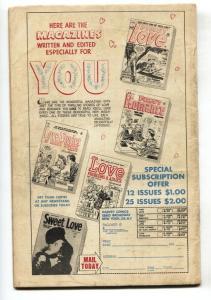 Hi-School Romance #2 1949-Harvey-2nd issue-Bob Powell art-Headlights!