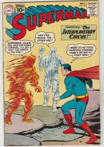Superman #145 (May-61) VG+ Affordable-Grade Superman, Jimmy Olsen,Lois Lane, ...