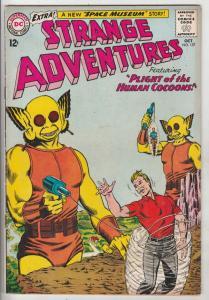 Strange Adventures #157 (Oct-63) FN/VF+ High-Grade