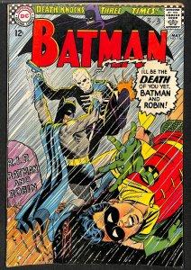 Batman #180 FN- 5.5