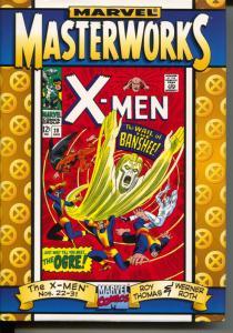 Marvel MasterworksThe X-Men-#22-31-Golden Age Color Reprints-Hardcover