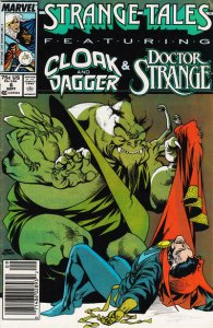 Strange Tales (2nd Series) #6 (Newsstand) FN; Marvel   save on shipping - detail