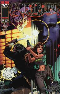 Witchblade #24 VF/NM; Image | save on shipping - details inside