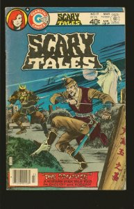 Charlton Comics Scary Tales Vol 5 No 19 March 1979 see note