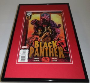Black Panther #11 Framed 11x17 Cover Display Official Repro Marvel Knights