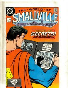 11 Comics Smallville 1 Man of Steel 1 Robin 2 3 Spawn 8 10 11 21 28 29 + HJ11