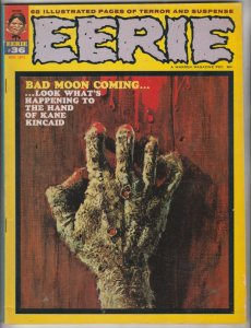 Eerie Magazine #36 (Nov-71) VF/NM High-Grade