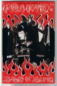 VARLA VORTEX: BABES OF BLOOD #1, Leather goods, NM-