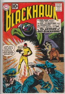 Blackhawk #165 (Oct-61)  High-Grade Black Hawk, Chop Chop, Olaf, Pierre,Chuck...