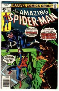 SPIDERMAN 175 FINE-VERY FINE Dec. 1977