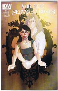 ANNE RICE 'S SERVANT of the BONES #6, NM-, Variant, 2010,  more in store