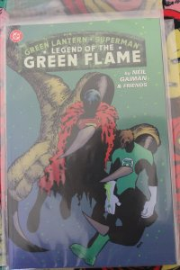 GREEN LANTERN/SUPERMAN: LEGENDS OF THE GREEN FLAME #1 NM/MT or Better