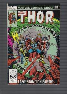 Thor #327 (1982)