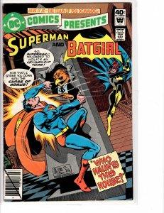 DC Comics Presents (1978) #19 VG/Fine (5.0) Whitman Cover