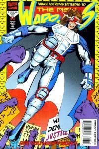 New Warriors (1990 series) #43, NM- (Stock photo)