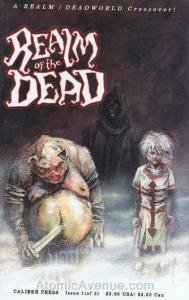 Realm of the Dead #1 VF/NM; Caliber | save on shipping - details inside