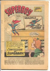 Adventure #307 1963-DC-Superboy-Legion of Superheroes-P