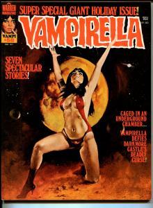 Vampirella #58 1977-Warren-Vampi cover-terror & horror stories-VF