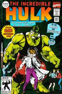 Incredible Hulk (1968 series) #393, NM- (Stock photo)