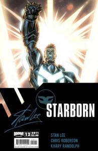 Starborn #12, NM (Stock photo)