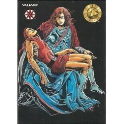 1993 Valiant Era HARBINGER #14 - Card #58