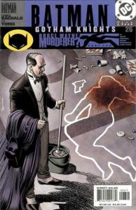 Batman: Gotham Knights #26, NM + (Stock photo)
