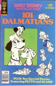 WALT DISNEY SHOWCASE 51 VF 101 DALMATIANS COMICS BOOK