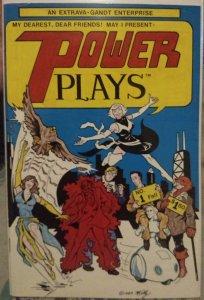 Power Plays #1 (1986) FN