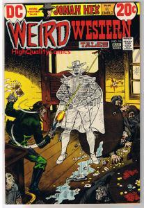 WEIRD WESTERN #16, VF, Jonah Hex, Alfredo Alcala, 1972,  more JH in store