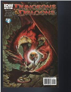 Dungeons & Dragons #0 (IDW, 2010)