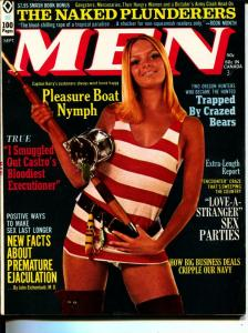 Men-9/1970-Pussycat-Executioner-Navy-Castro-Adventure