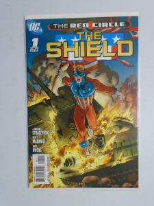 Red Circle The Shield #1, VF 8.0 (2009)