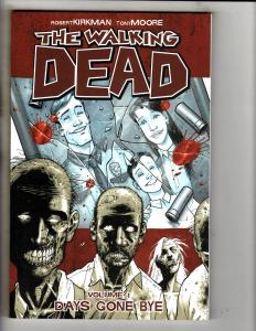 The Walking Dead Vol. # 1 Days Gone By Image Comics TPB Graphic Novel J59