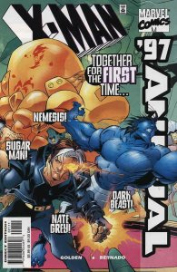 X-Man Annual #1997 VF/NM; Marvel   we combine shipping
