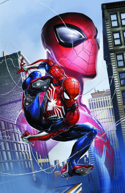 NYCC 2018 Exclusive Spider-Geddon #0 Crain Virgin Variant