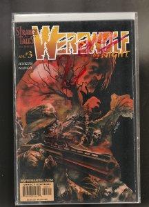 Strange Tales #4 Starring Werewolf & Man-Thing