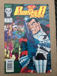 The Punisher 2099 #5 (1993)