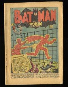 Detective Comics (1937) #134 Coverless Complete! Batman! Penguin Appearance!
