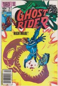 Ghost Rider #78