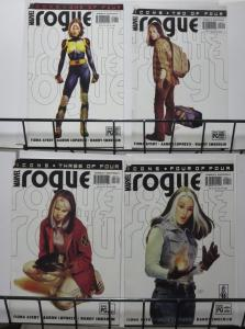 ROGUE: ICONS #1-4 COMPLETE! Fiona Avery/Aaron Lopresti F/+ Marvel X-Men solo!