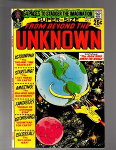 FROM BEYOND THE UNKNOWN 9 FINE  March 1971