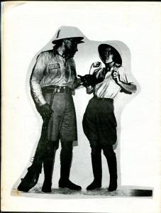 Erbania #53/54 1985 -Edgar Rice Burroughs-Tarzan-Roy  Krenkel-info-pix- VG