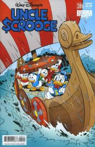 Uncle Scrooge (Walt Disney…) #386A VF/NM; Gold Key | save on shipping - details